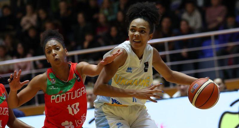 Баскетболістка збірної України продовжить клубну кар`єру в чемпіонаті Швейцарії