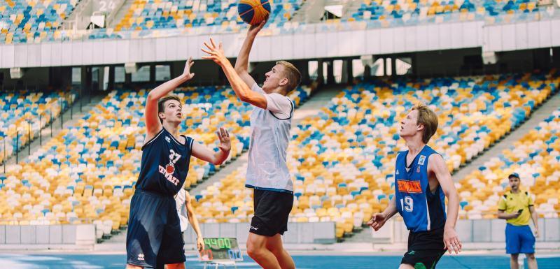Третій тур юнацького чемпіонату 3х3 відбудеться в Миргороді