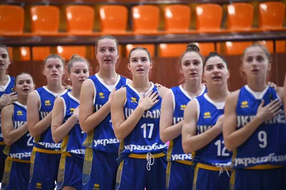 Жіноча збірна України U-20 програла Алабнії на старті Єврочеленджера: фотогалерея
