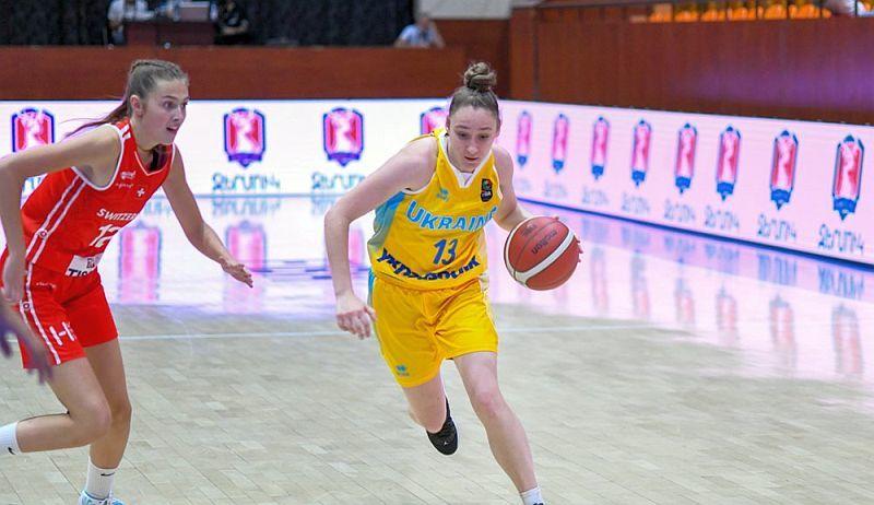 Жіноча збірна України U-20 виборола першу перемогу на Єврочеленджері