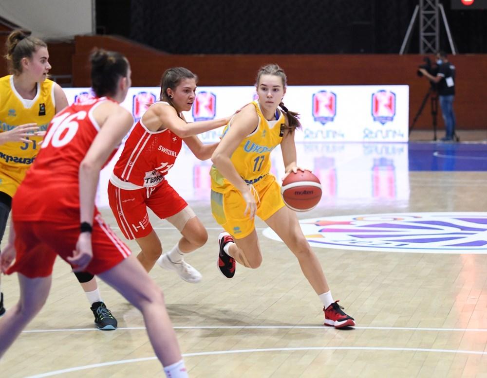 Україна проти Вірменії: анонс матчу жіночого Єврочеленджера U-20