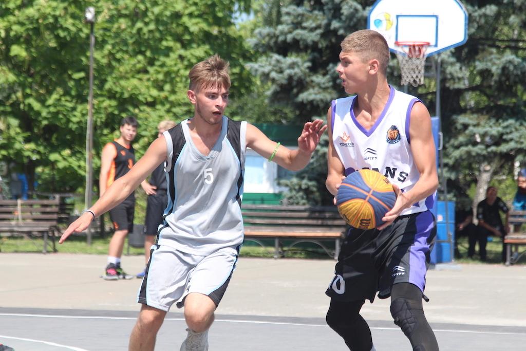 У Миргороді відбувся третій етап юнацького чемпіонату України 3х3