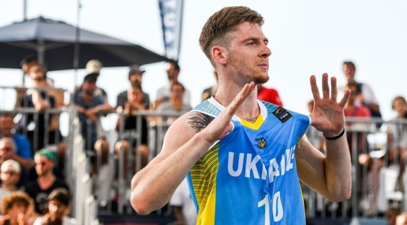 Один з найкращих данкерів світу виступив на чемпіонаті України 3х3 в Миргороді: відео