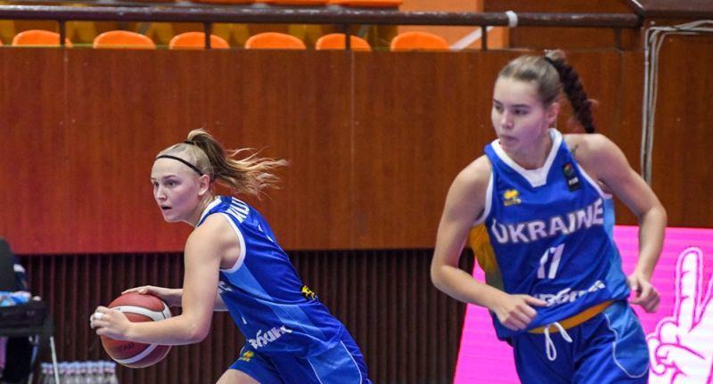 Жіноча збірна України U-20 зіграє заключний матч Єврочеленджера