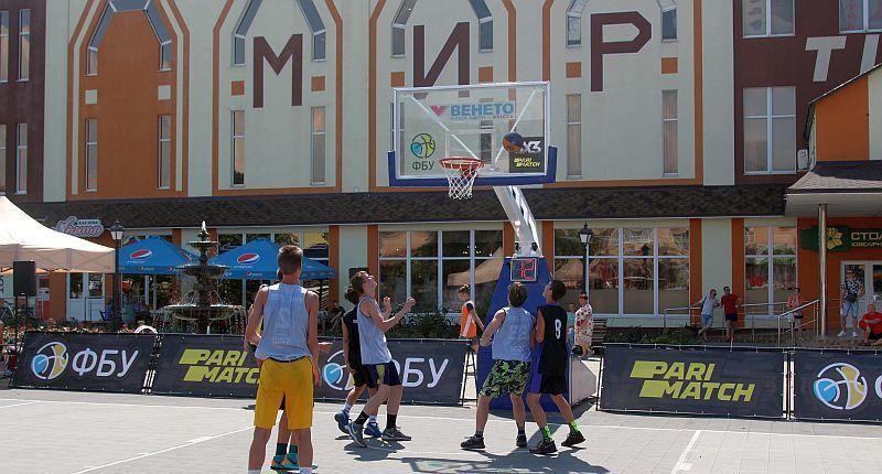 Чемпіонат України з баскетболу 3х3: онлайн відеотрансляція 18 липня