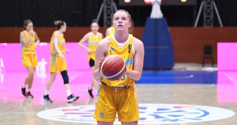 Жіноча збірна України U-20 фінішувала на Єврочеленджері