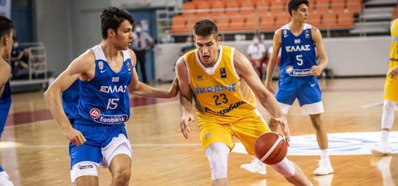 Чоловіча збірна України U-20 програла на старті Єврочеленджера