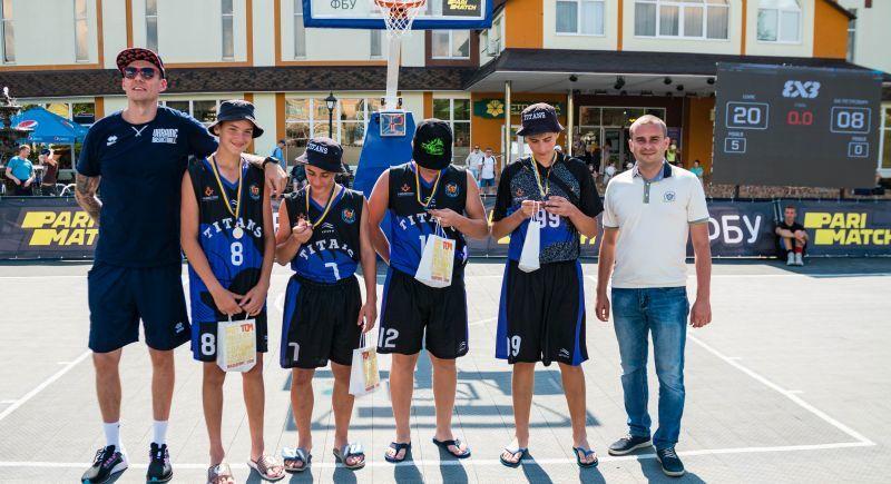 Юнацький чемпіонат України 3х3: фотогалерея з Миргорода