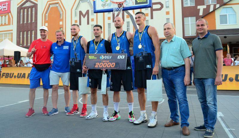 Чемпіонат України 3х3 у Миргороді: фотогалерея
