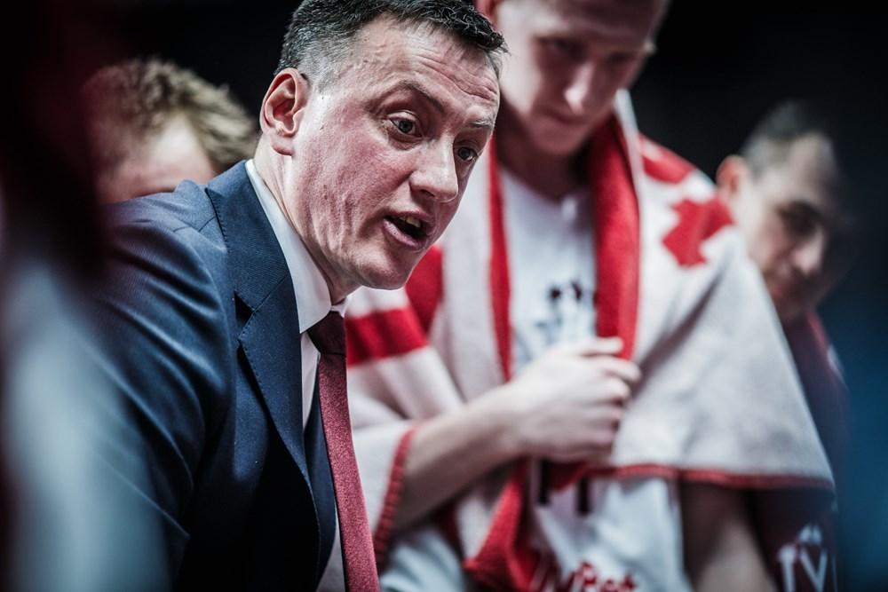 Арніс Вецвагарс — новий головний тренер МБК Миколаїв
