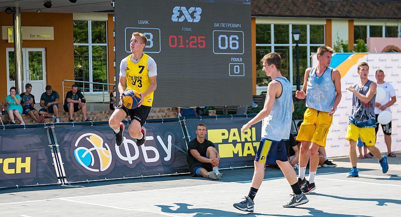 У Одесі відбудеться 4 тур юнацького чемпіонату України 3х3: реєстрація учасників