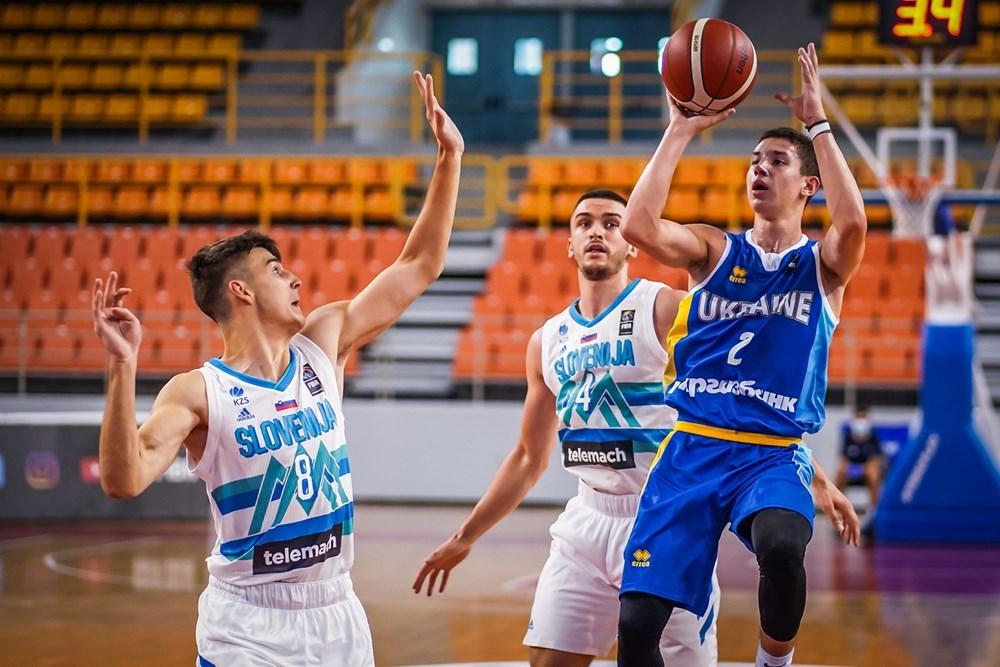 Збірна України програла Словенії в другому матчі на Єврочеленджері