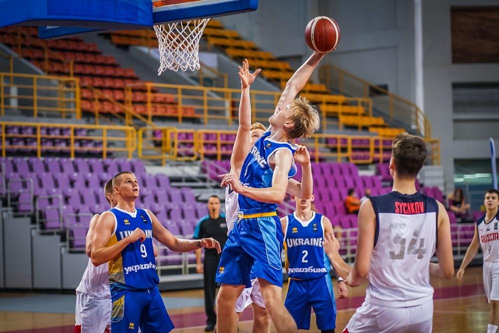 Збірна України програла третій матч на Єврочеленджері