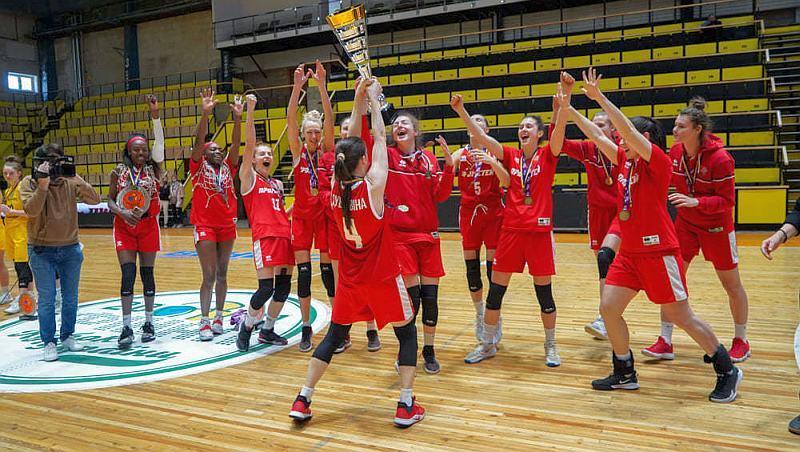 Чемпіон України зіграє в жіночому Єврокубку ФІБА