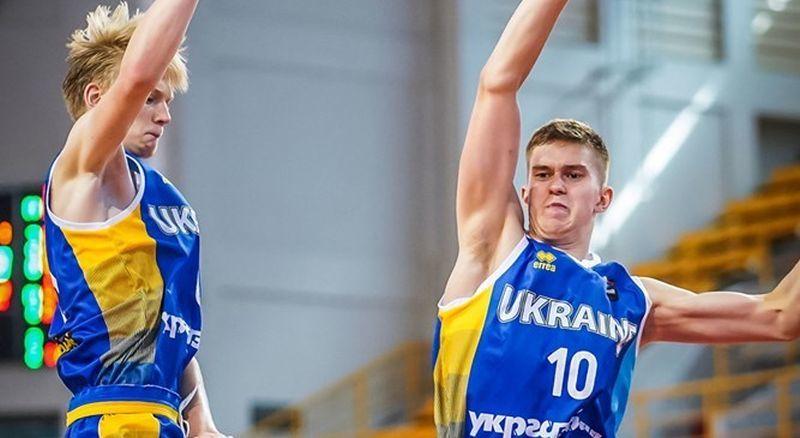 Чоловіча збірна України U-20 зіграє четвертий матч Єврочеленджера