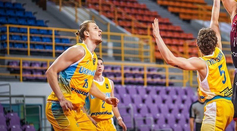 Чоловіча збірна України U-20 зіграє заключний матч Єврочеленджера