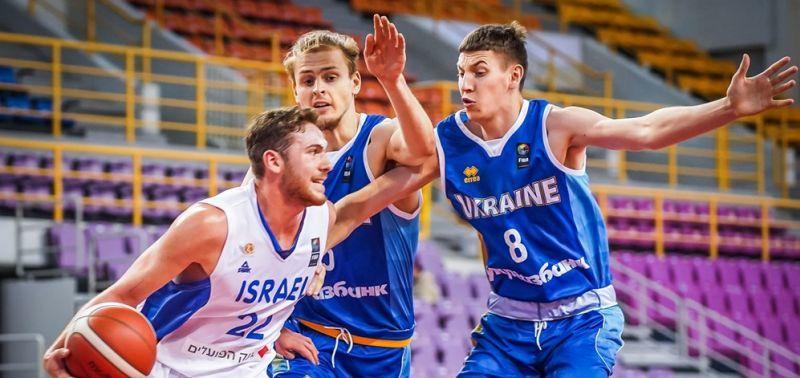 Єврочеленджер: Збірна України U20 поступилася Ізраїлю в заключному матчі