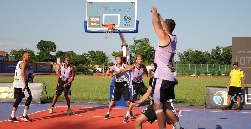 Названо MVP 5 туру чемпіонату України з баскетболу 3х3