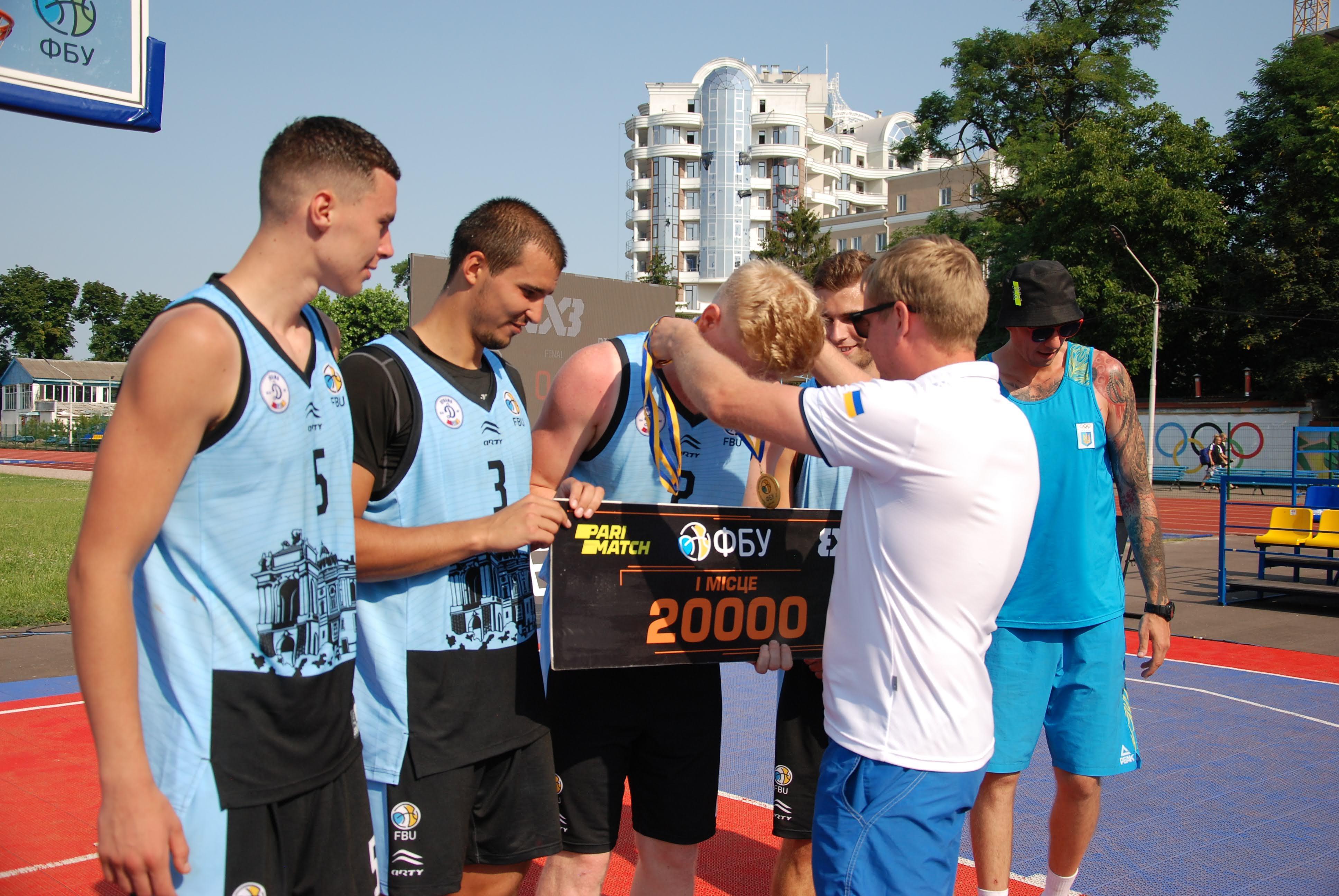 6 тур чемпіонату України з баскетболу 3х3: фотогалерея