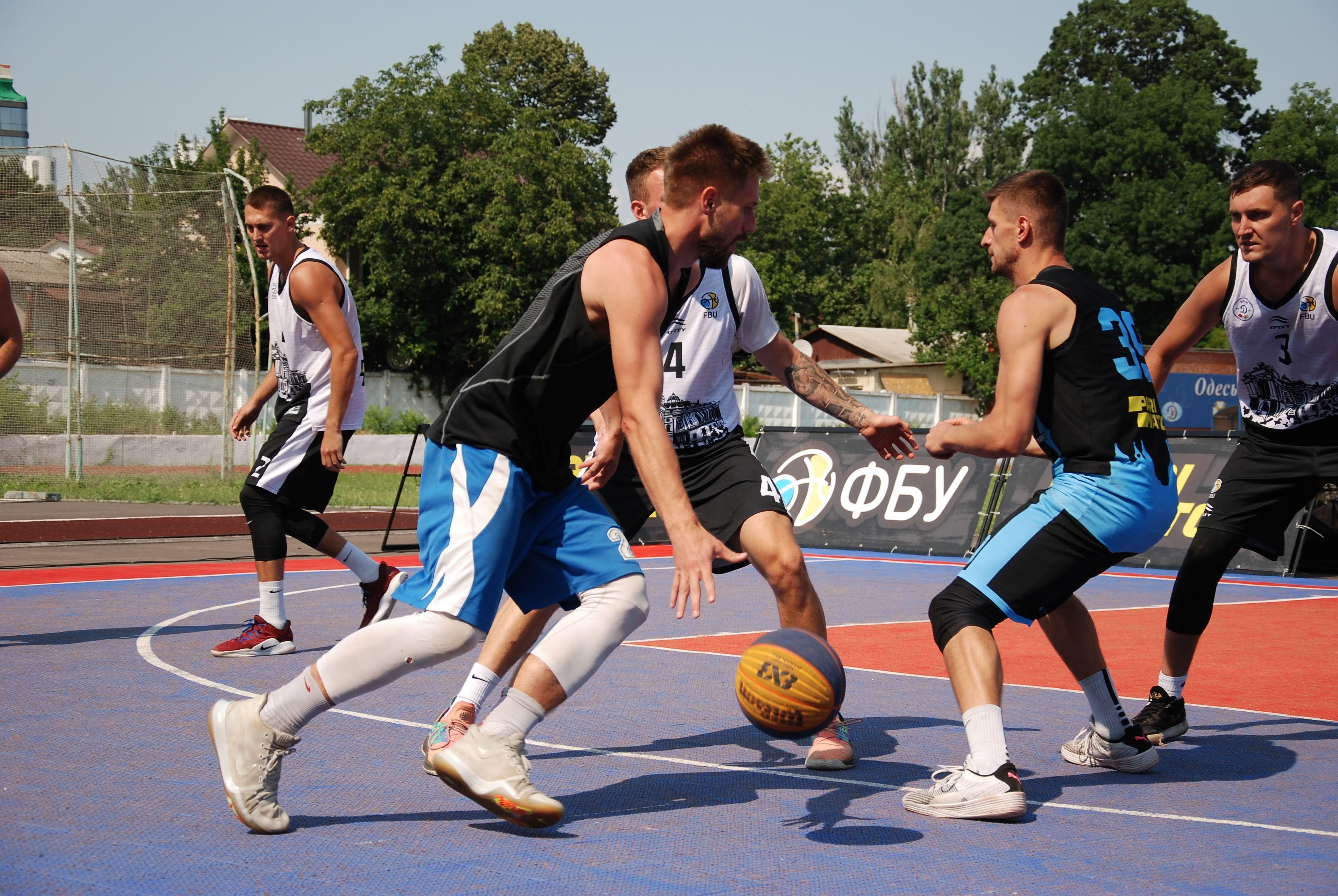 Названо MVP 6 туру чемпіонату України з баскетболу 3х3