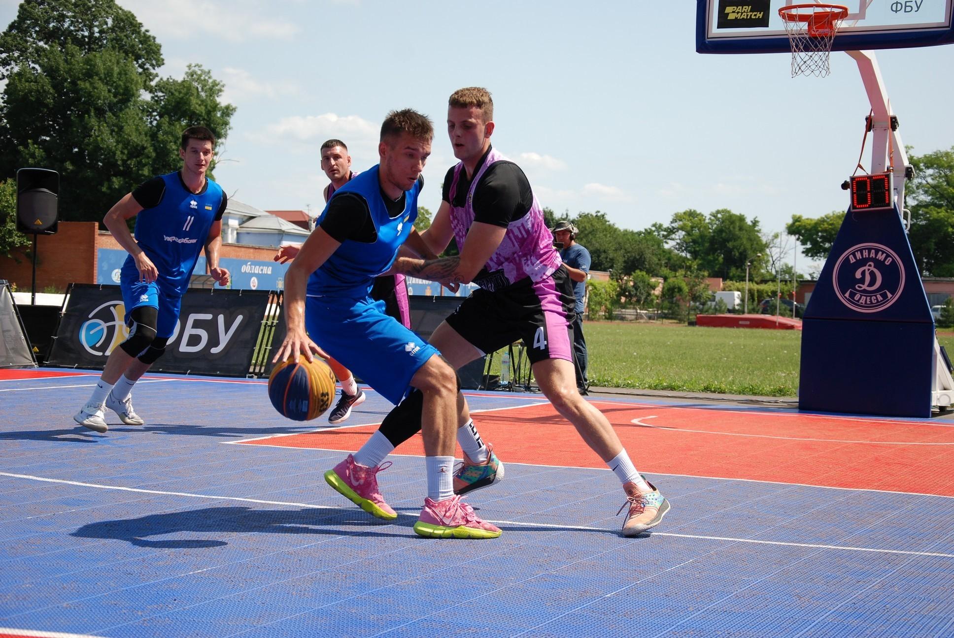 Визначилася символічна збірна 5 та 6 туру чемпіонату України 3х3