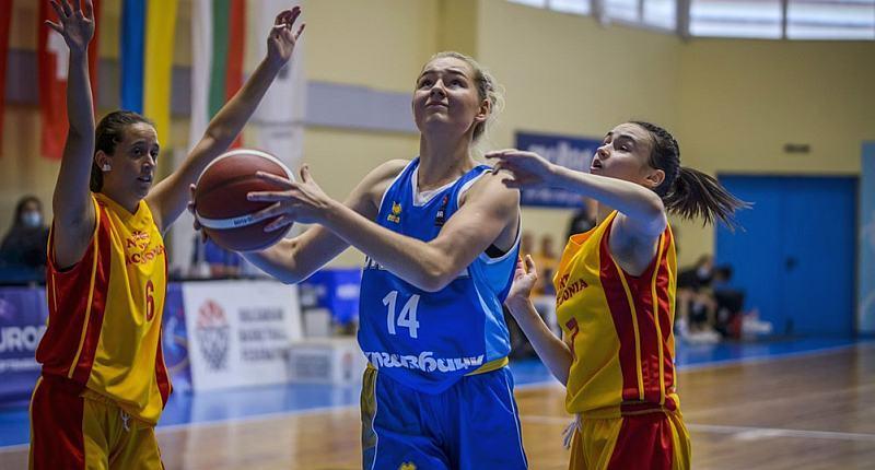 Жіноча збірна України U-18 переможно стартувала на Єврочеленджері