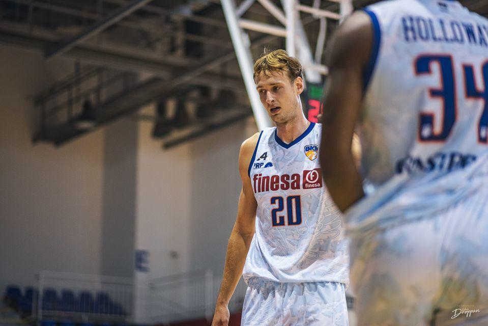Костянтин Анікієнко став гравцем Київ-Баскета