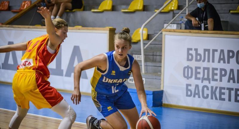 Стартова перемога жіночої збірної України U-18 на Єврочеленджері: фотогалерея