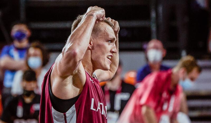 Визначилися перші в історії Олімпіад чемпіони з баскетболу 3х3