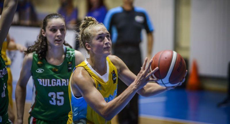 Жіноча збірна України U-18 поступилася господарям Єврочеленджера