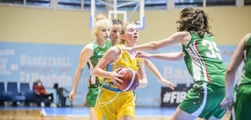 Жіноча збірна України U-18 поступилася господарям Єврочеленджера: фотогалерея