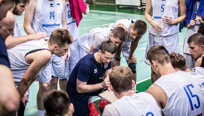 Чоловіча збірна України U-18 готується до Єврочеленджера: фотогалерея