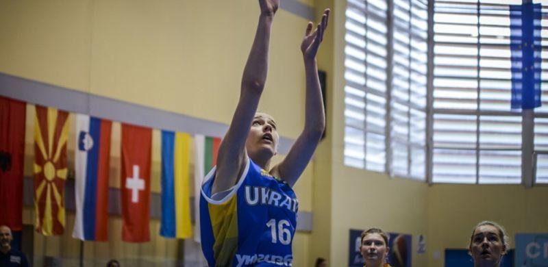 Жіноча збірна України U-18 розгромила Албанію на Єврочеленджері