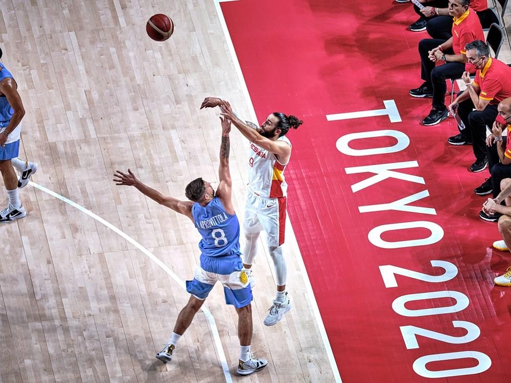 Баскетбол на Олімпійських іграх-2020: результати матчів 29 липня та ситуація у групах
