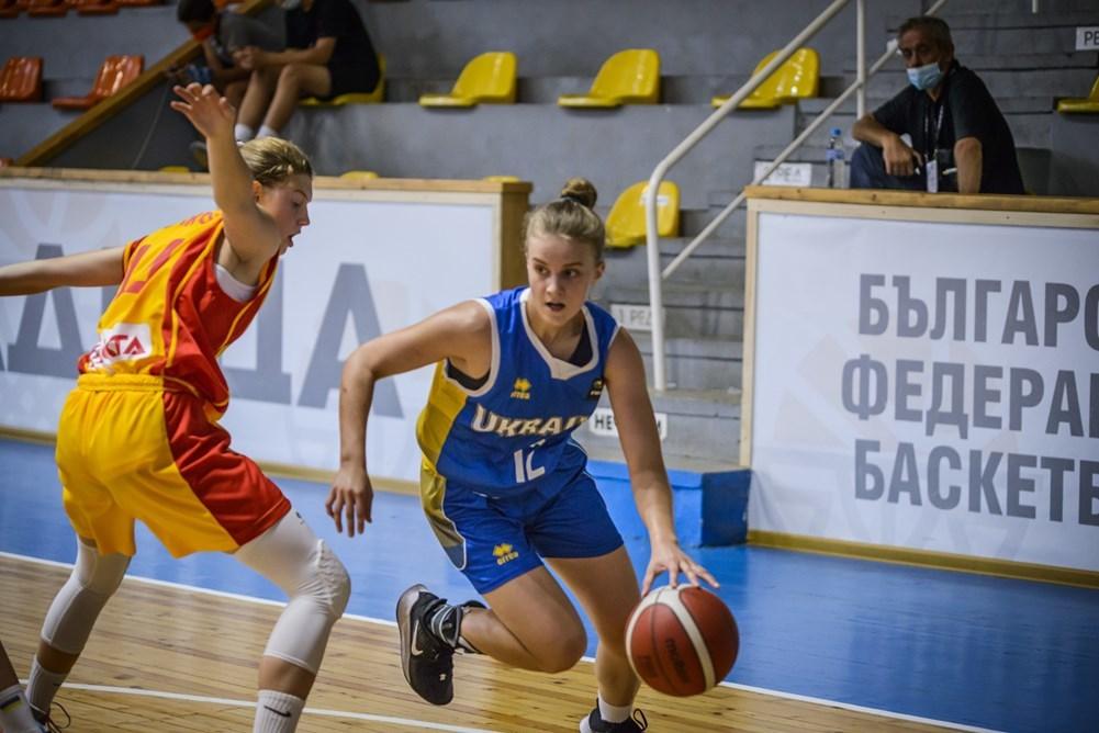 Жіноча збірна України U-18 зіграє четвертий матч Єврочеленджера