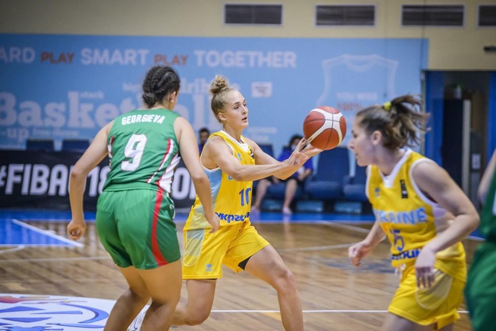 Єврочеленджер: жіноча збірна України U-18 поступилася в овертаймі Швейцарії