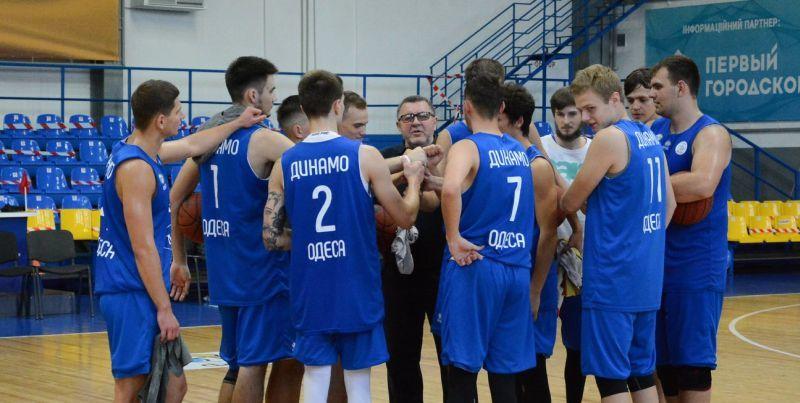 Динамо-Одеса проведе перегляд гравців у команду Першої ліги