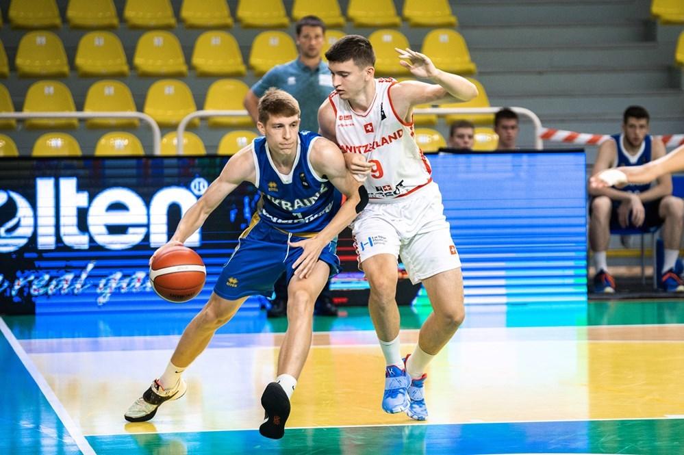 Збірна України U-18 здобула впевнену перемогу над Швейцарією