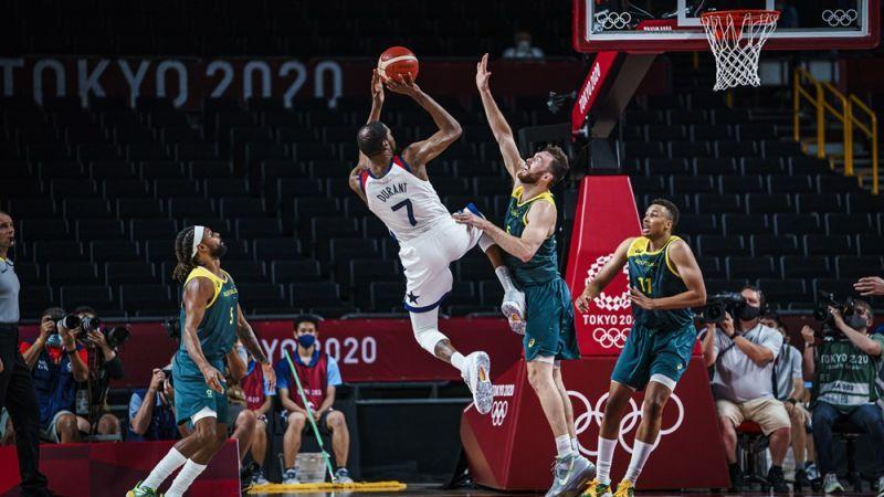 Визначився перший фіналіст баскетбольного турніру Олімпіади