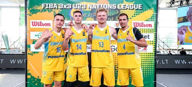 Україна отримала запрошення на молодіжний чемпіонат світу 3х3