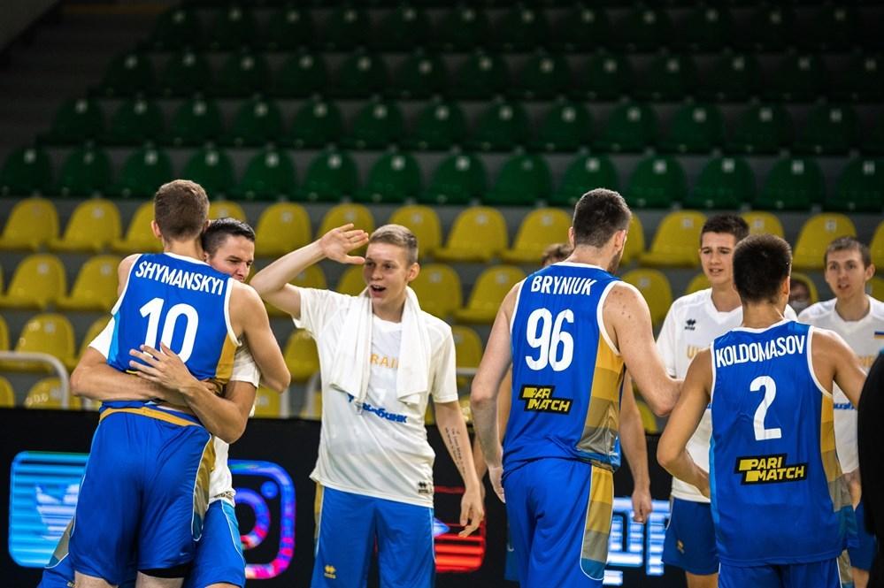 Збірна України зіграє проти Болгарії за вихід у фінал Єврочеленджера