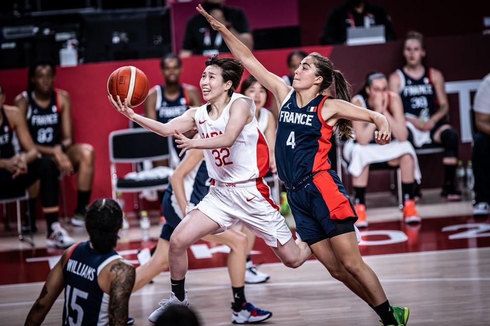 Збірна Японії здолала Францію та вийшла у фінал жіночого олімпійського турніру