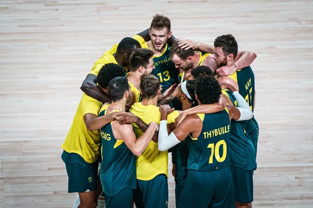 Чоловіча збірна Австралії завоювала бронзу Олімпійських ігор