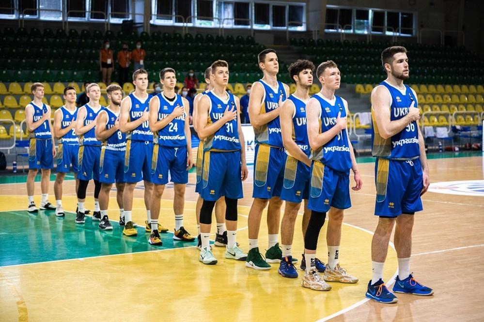 Болгарія U-18 — Україна U-18: відеотрансляція матчу Єврочеленджера