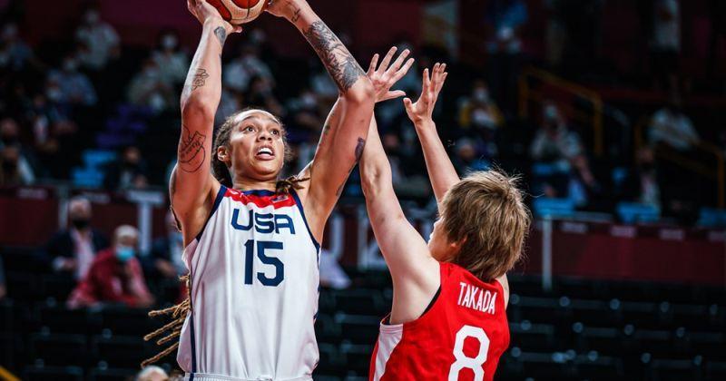 Жіноча збірна США всьоме поспіль виграла Олімпіаду