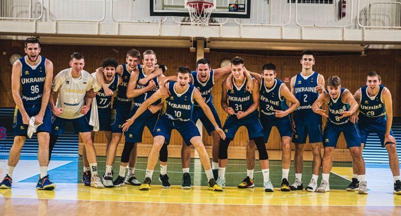 Юніорська збірна України зіграє в фіналі Єврочеленджера