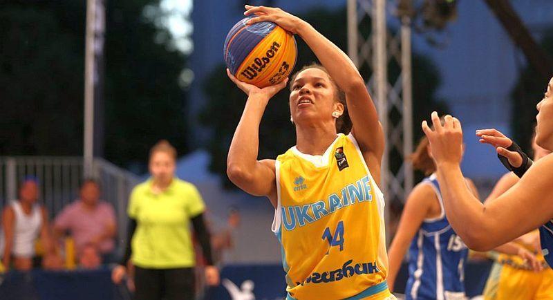 Жіноча збірна України U-17 поступилася в другому матчі відбору на ЄвроБаскет 3х3