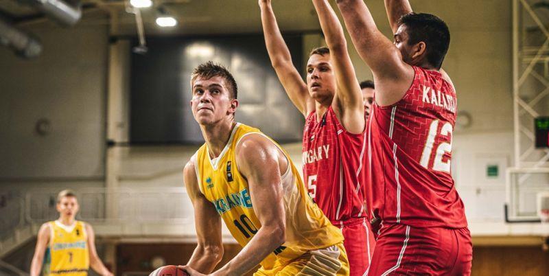 Юніорська збірна України поступилася в фіналі Єврочеленджера