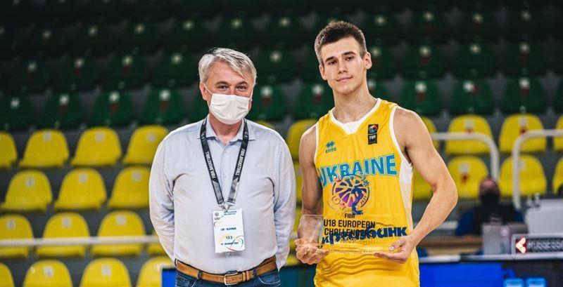 Українець Колдомасов став MVP Єврочеленджера в Левіце