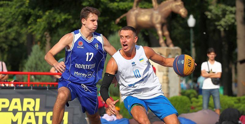 Фінал чемпіонату України 3х3 відбудеться на Фестивалі Білі Ночі